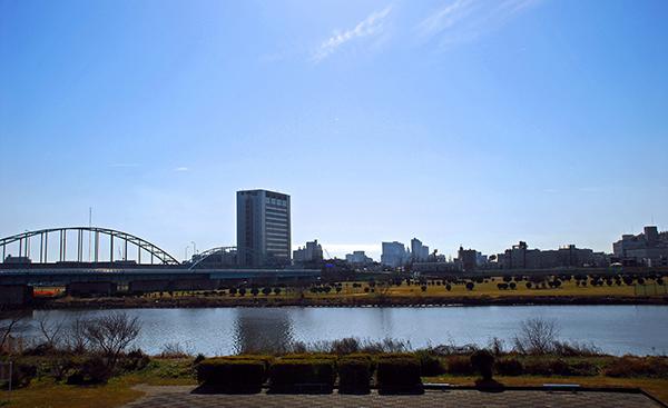 東京の町工場