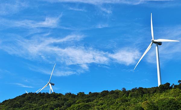 風力発電について