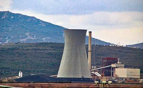 原子力発電所とテロリスト