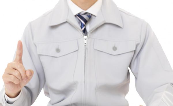 工場の暑さ対策に役立つ 空調服とは?