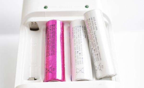 充電池について