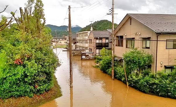台風19号の恐るべき被害