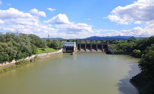 ダムと防災について