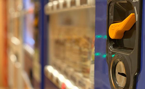 自動販売機の電気代について