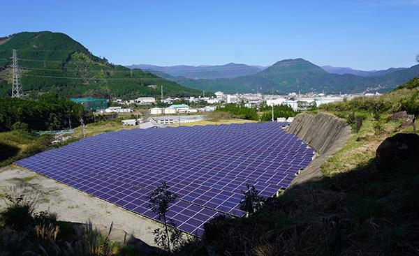 長野県でのメガソーラー計画に「撤退」が検討されている、というニュース