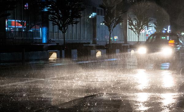 九州に甚大な被害をもたらした台風10号