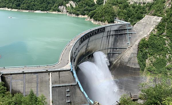 ダムの種類について