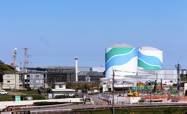 少しずつ再稼働を始める原子力発電所