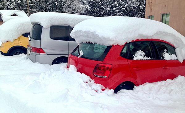 電気自動車は豪雪の中でも快適に走るのか?