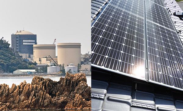 原子力発電と再生可能エネルギー発電は二者択一なのか?