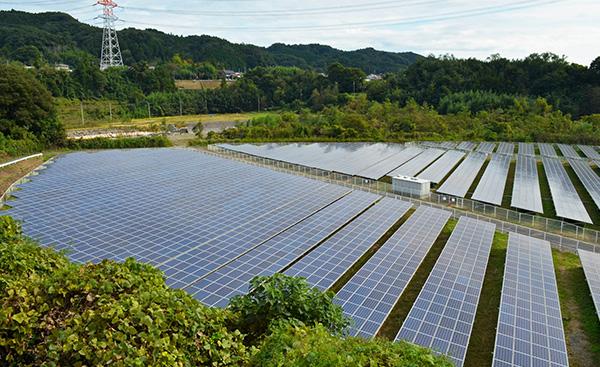全国で公害化する太陽光発電