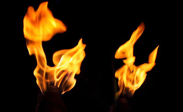 五輪の聖火に使われている意外なモノとは?