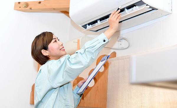 冷房の効率いい使い方を再チェック!